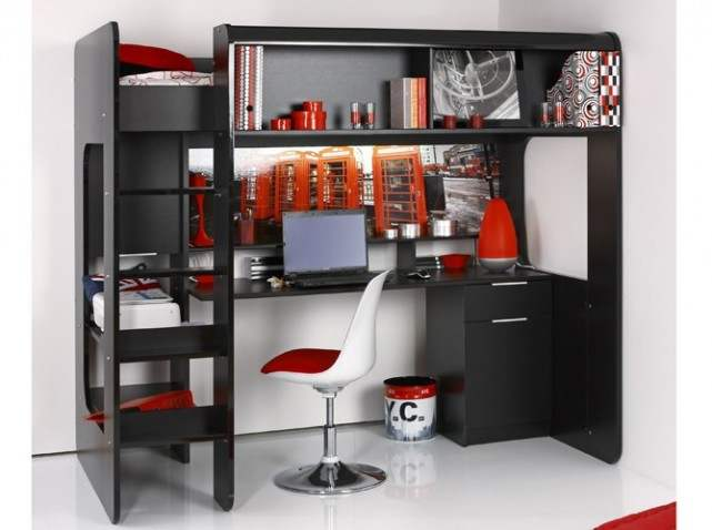 optimiser un espace limit en installant une mezzanine. Black Bedroom Furniture Sets. Home Design Ideas