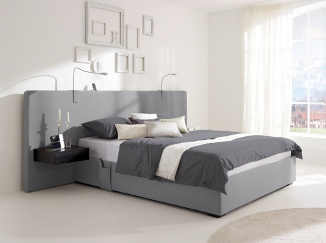 Tête de lit design