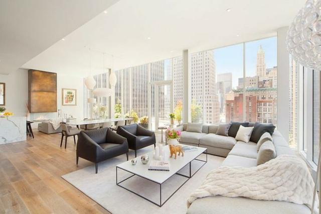Les conseils des architectes pour moderniser son salon - Deco sejour design ...