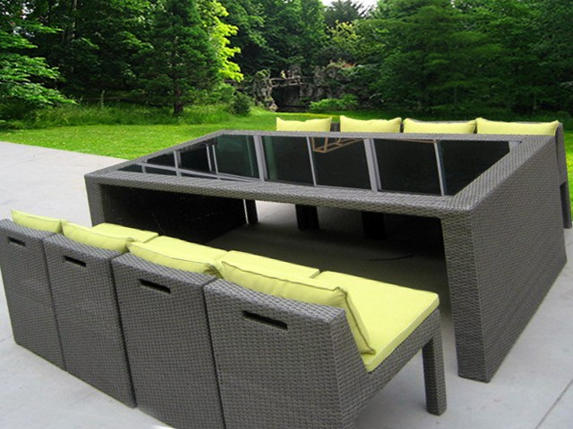 mobilier et meuble de jardin design. Black Bedroom Furniture Sets. Home Design Ideas