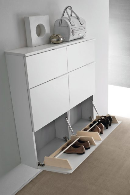 meuble chaussures quel rangement choisir. Black Bedroom Furniture Sets. Home Design Ideas