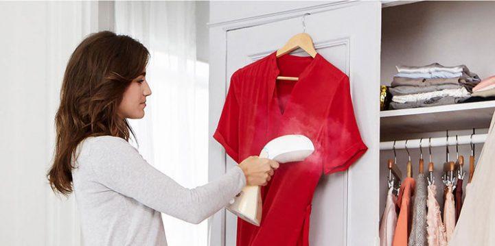 defroisser vêtements facilement