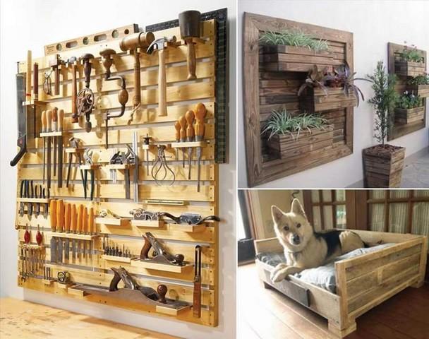 la tendance des palettes en bois fait des remous dans la. Black Bedroom Furniture Sets. Home Design Ideas