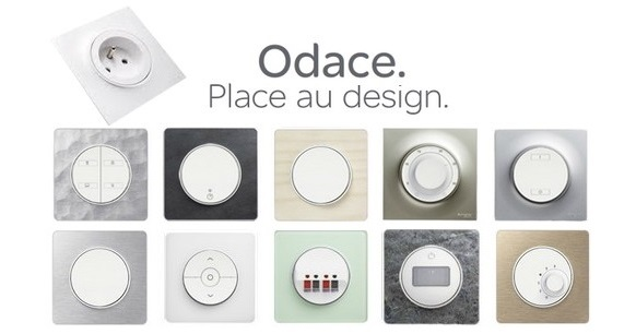 Odace de Schneider Electric