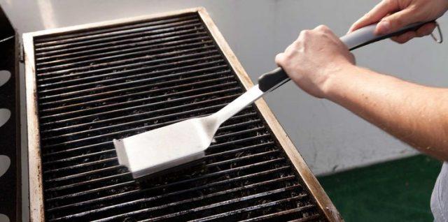 Nettoyage de la grille
