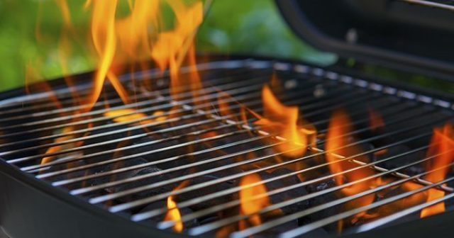 nettoyage barbecue