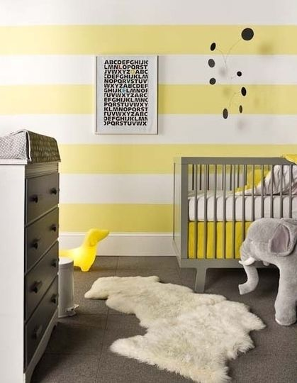 Best Couleur Jaune Chambre Bebe Ideas - House Design - marcomilone.com
