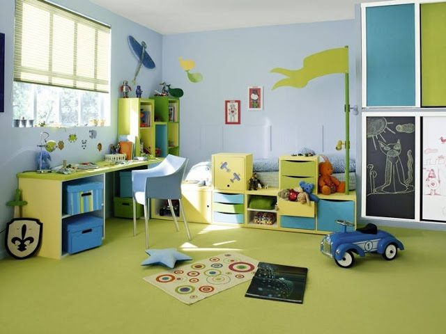 Quelle couleur adopter pour la chambre de b b - Quelle couleur chambre bebe ...
