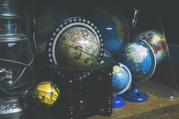 collection globe